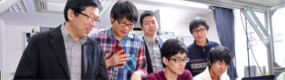 九州工業大学 情報工学部 物理情報工学科 電子物理工学コース